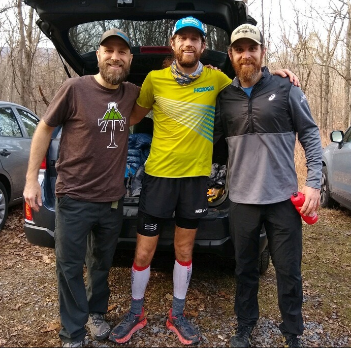 Boyers Furnace 2019 podium