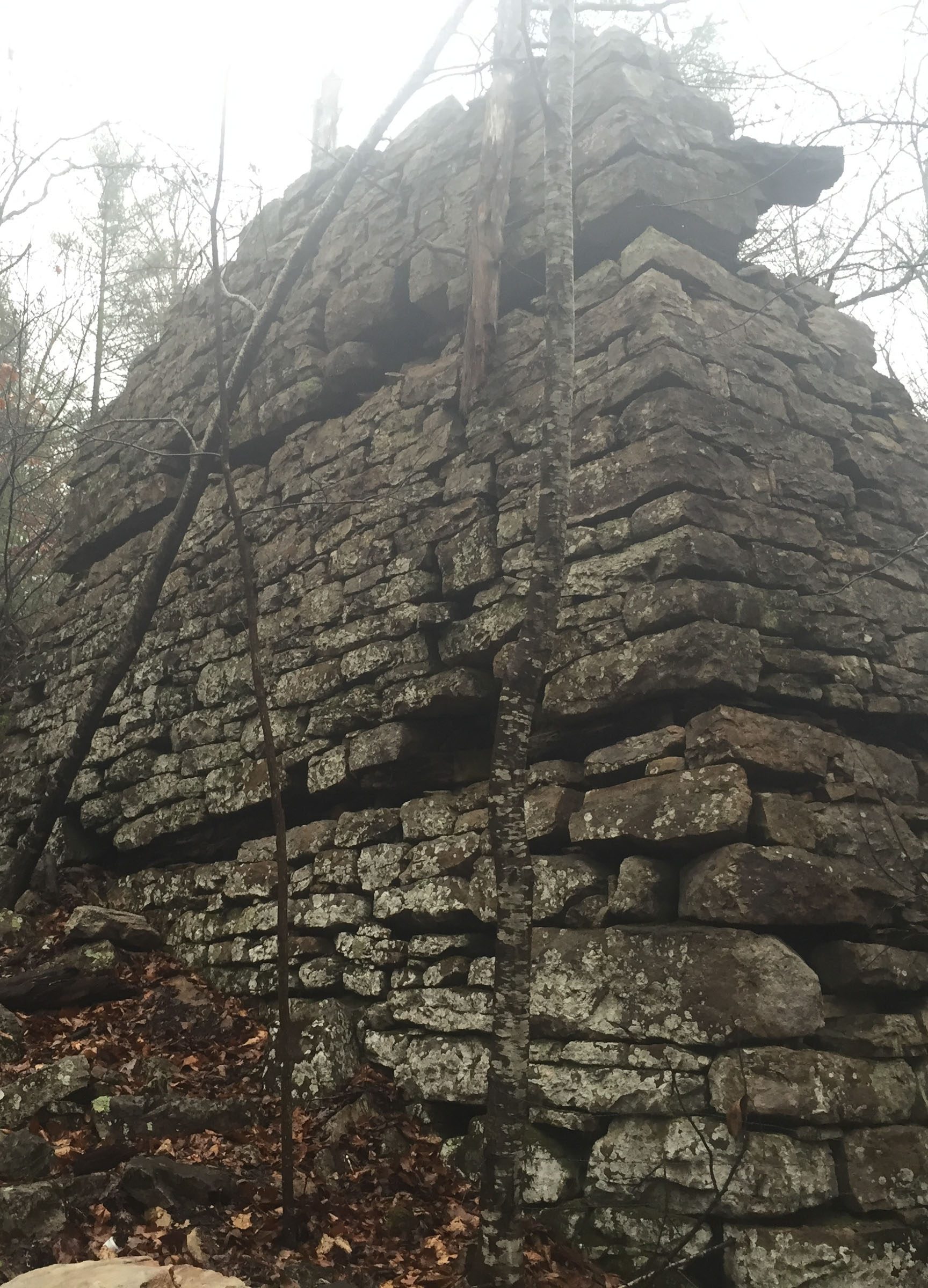 Boyers Furnace ruins