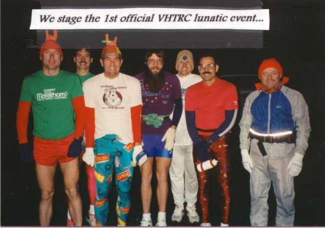 The start of the 1992 le Grande Dierriere