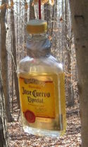 The traditional Tequila in the Do Loop. Not as popular in warm weather!
