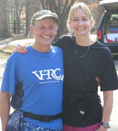 Gary Knipling and Michele Harmon at the 2005 Redeye