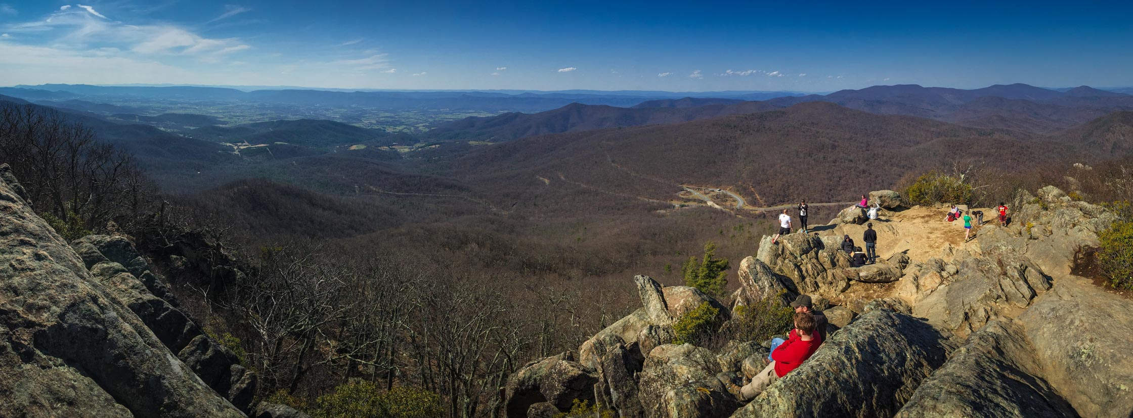 View from Mary's Rock